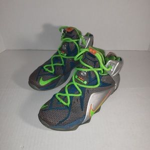 Men's Lebron 12 Trillion Dollar Man